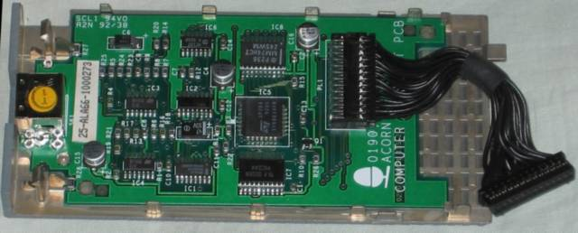 Acorn ALA66 A4 Econet interface