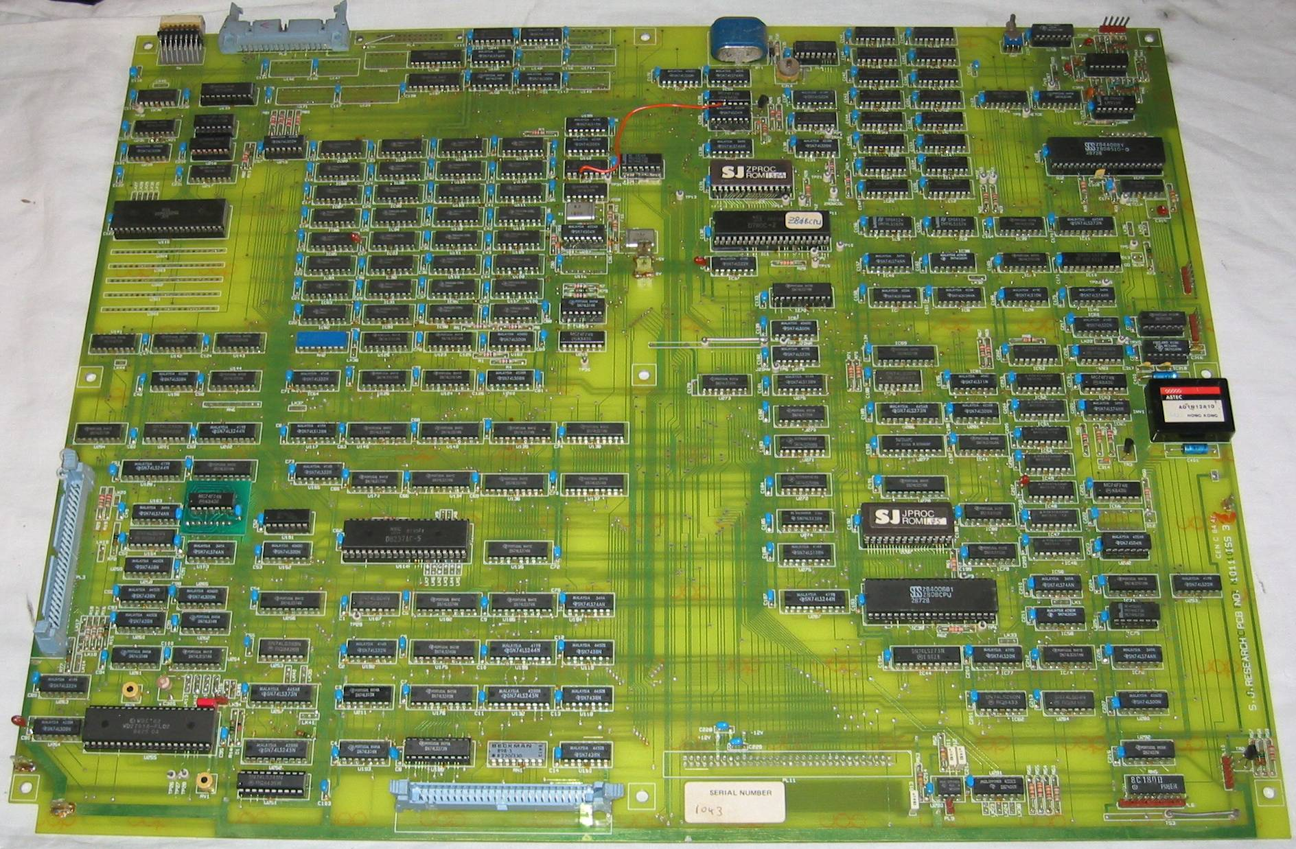 SJ Research HDFS Circuit board HiRes