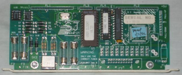 SJ Research A3000 Nexus Fast Card top