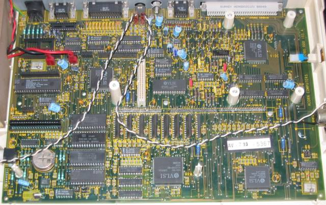 A3000 motherboard