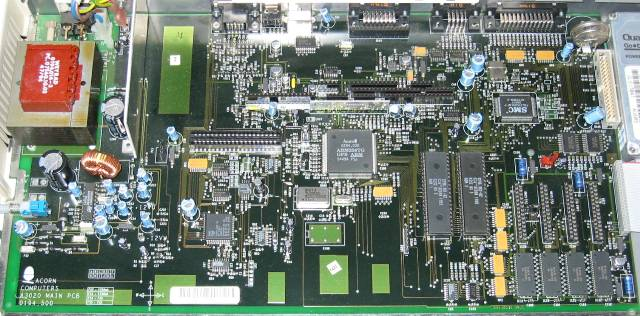 A3020 motherboard