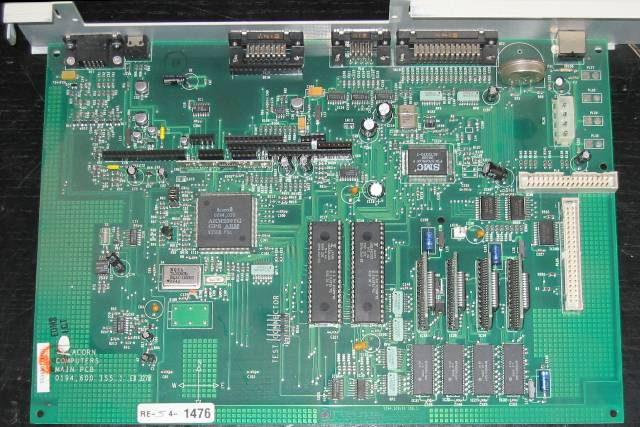 A4000 motherboard