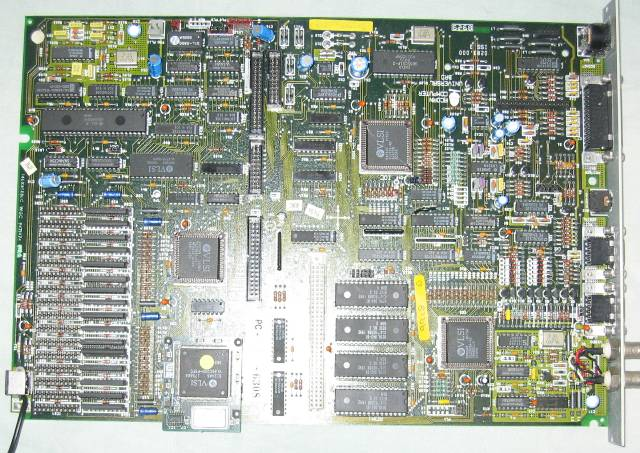 A420/1 motherboard