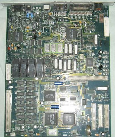 A5000 motherboard