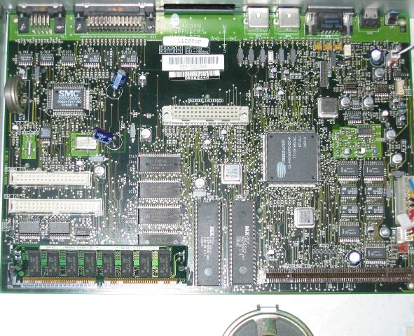 A7000+ motherboard