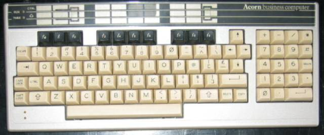ABC110 keyboard