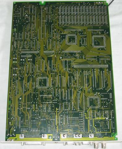 Acorn A410/1 motherboard bottom