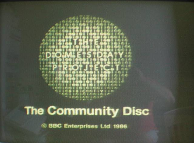 The Coooumity disc title