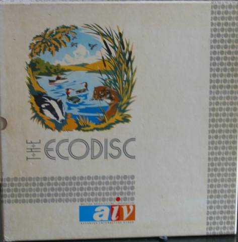 EcoDisc box