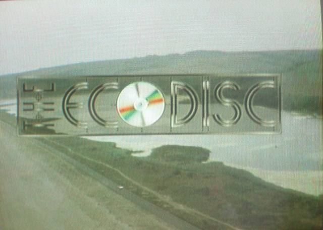 EcoDisc title screen