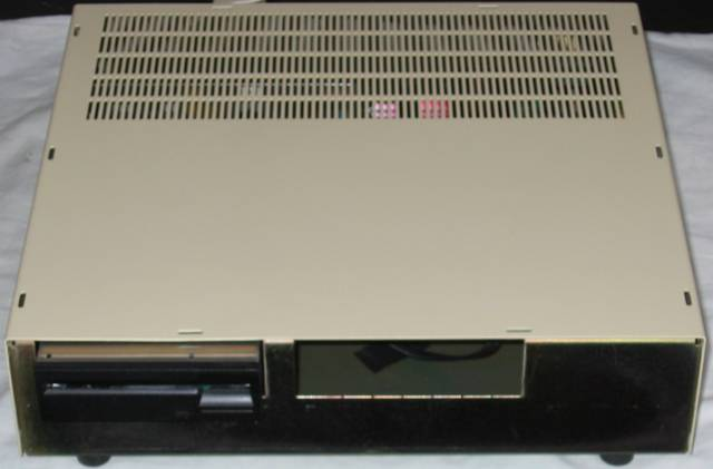 Master Compact disc unit without plastic trim