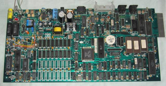 Communicator motherboard