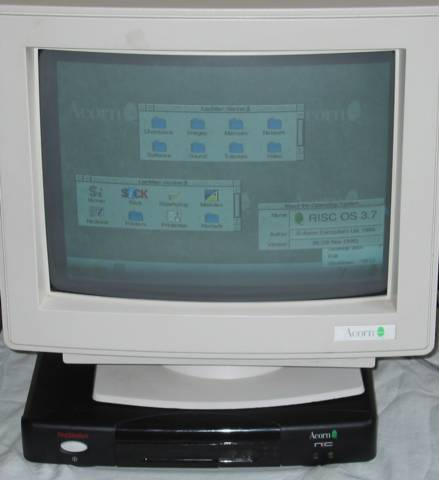Acorn RISC PC 700